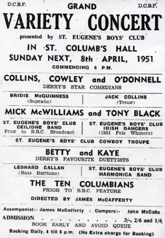 The Ten Columbians