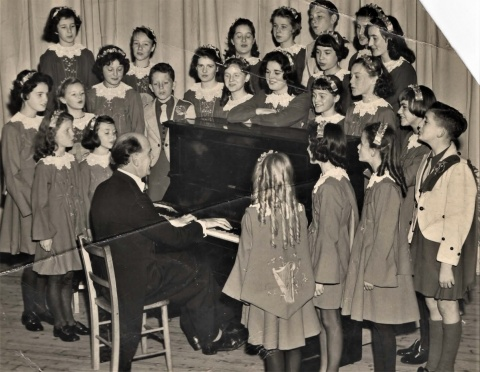 Gaelic Singers 1962