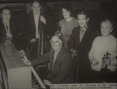 1974 Creggan Pantomime