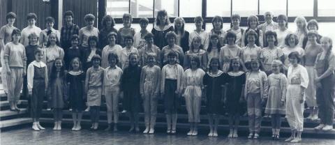 MacCafferty Junior Choir