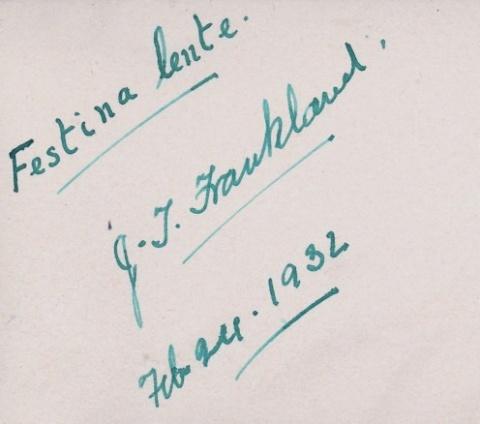 J.T. Frankland