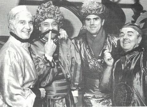 Gene Fitzpatrick in Aladdin 1985
